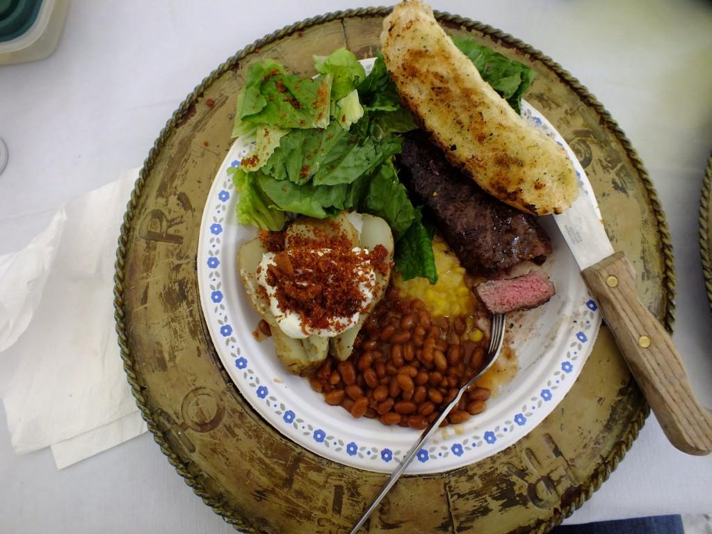 Cowboy Steak BBQ